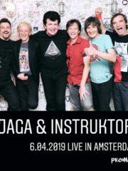 Bajaga & Instruktori Amsterdam